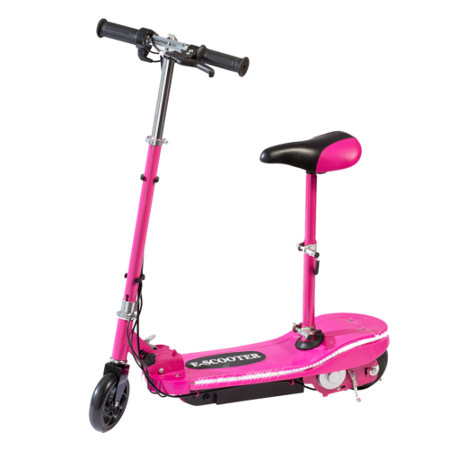 LED Pink Scooter
