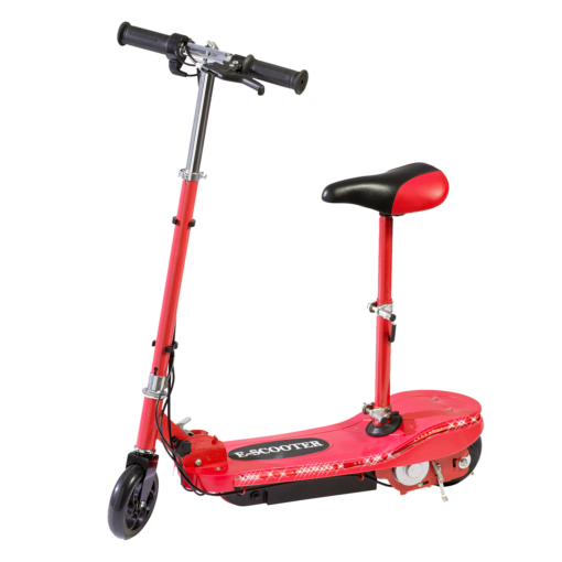 red scooter LED