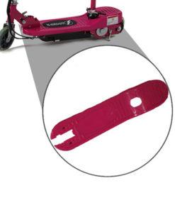pink footplate